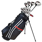 Prosimmon X9 V2 Golf Clubs Graphite/Steel Golf +1 Inch Package Set - Stiff Flex