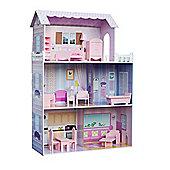 Teamson Kids Fancy Mansion Dolls House