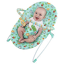 23b865f7c6b9 Bright Starts Jolly Safari Baby Bouncer