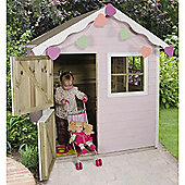 4 x 4 Sage Playhouse 4ft x 4ft (1.22m x 1.22m)