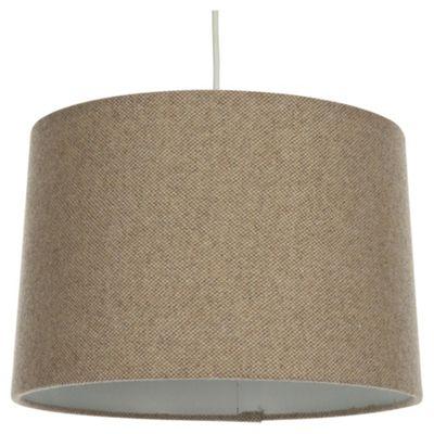 Buy tapered drum lamp shade woven caramel from our lamp shades range tapered drum lamp shade woven caramel aloadofball Choice Image