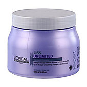 L'Oreal Serie Expert Liss Unlimited Mask