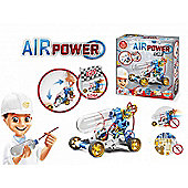 Air Power Childrens Science Kit Blue - BUKI
