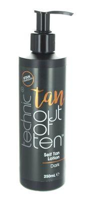 Technic Tan Out of Ten Self Tan Lotion 250ml-Dark