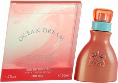 Giorgio Beverly Hills Ocean Dream Coral Eau de Toilette (EDT) 50ml Spray For Women