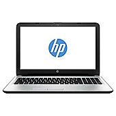 "HP 15-AF112NA 15.6"" AMD A8 8GB RAM 2TB HDD White Laptop"