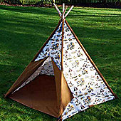 Children's Play Tent, Cowboy Wigwam