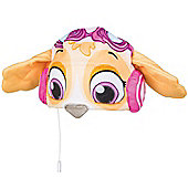 Paw Patrol Skye Headphone Hat- Kids' Headphones