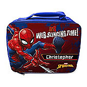 Spider-Man Personalised Lunch Bag