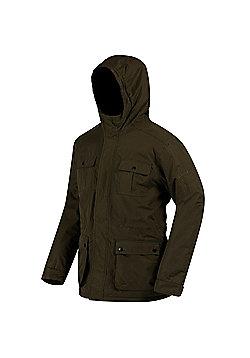 Regatta Penley Insulated Parka Jacket - Khaki