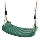 Dark Green Plastic Swing Seat