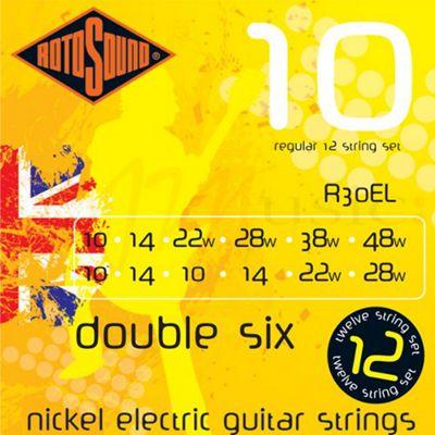 Rotosound Electric 12-String Set 10's