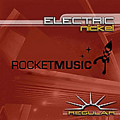 Rocket EL-1046 Nickel Electric String Set - Regular