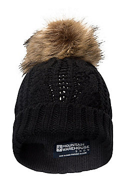 Mountain Warehouse Rosie Womens Beanie - Black