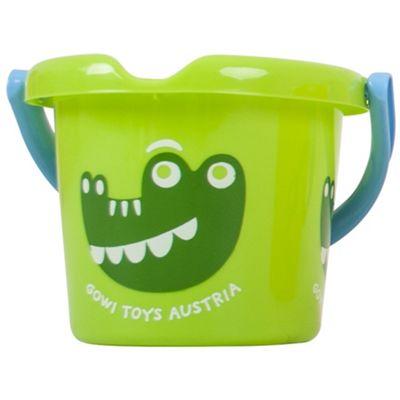 Gowi Toys Zoo Animal Bucket (Crocodile)