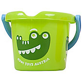Gowi Toys Zoo Animal Bucket (Crocodile)