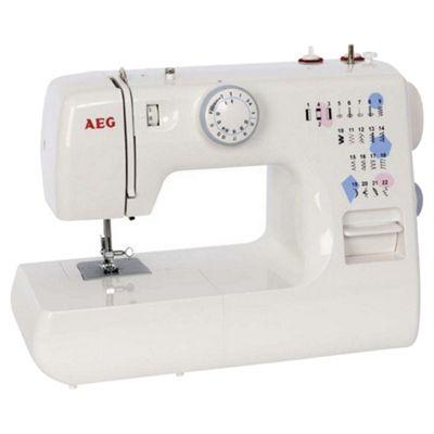AEG 376 Sewing Machine