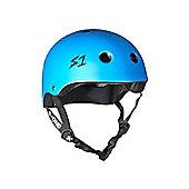 S1 Helmet Company Lifer Helmet - Cyan Matt (Large)