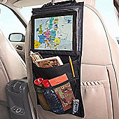 Back Seat Organiser, Multi-Pocket Car Storage