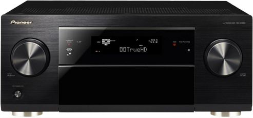 SC2022K 72 Channel Amplifier with AirPlay Wireless Audio in Black