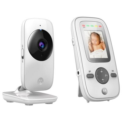 Motorola MBP481 Digital Video Baby Monitor