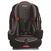 Graco Nautilus Elite Plus, Group 1-2-3 Highback Booster Car Seat without Harness, Gravity