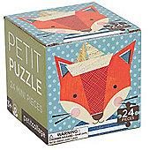 Petit Collage Fox Petit Puzzle
