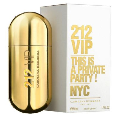 CAROLINA HERRERA 212 VIP Eau de Parfum for Woman 50ml
