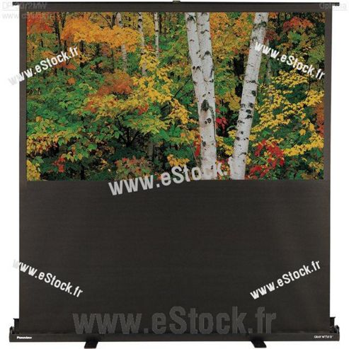 Optoma Panoview DP-3084MWL 84 inch Portable Lift 4:3 Portable Screen (Matt White)