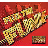 Various Artists - Feel The Funk (3Cd)