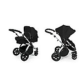 ickle bubba Stomp V2 2-in-1 Pushchair (Black)
