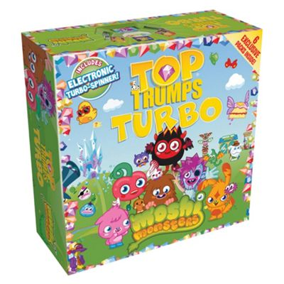 Moshi Top Trumps Turbo Game
