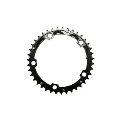 SRAM Chainring Road 39t 5 Bolt 130mm BCD Triple Alum (52-39-30,50-39-30)3mm Black