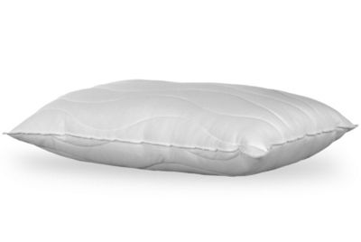 Happy Beds Polyester Memory Foam Flake Pillow