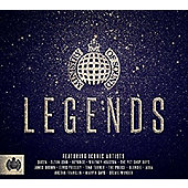 Ministry Of Sound - Legends