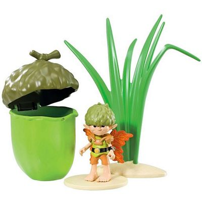 Tree Fu Tom Deluxe Figure - Twigs with Acorn Cup