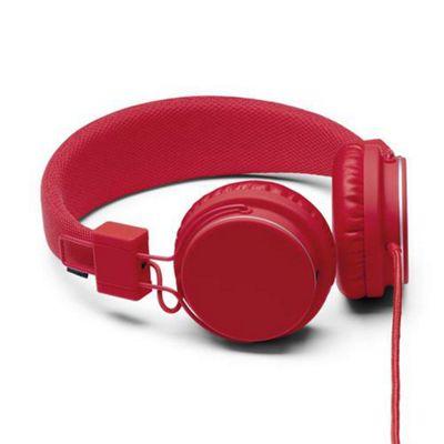 Urbanears Plattan Headphones - Tomato