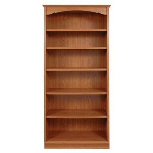 Caxton Lichfield Tall Wide Bookcase