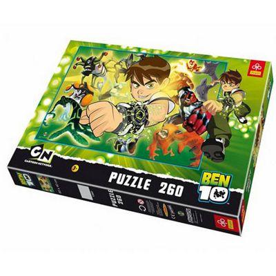 Ben 10 260 Piece Jigsaw Puzzle