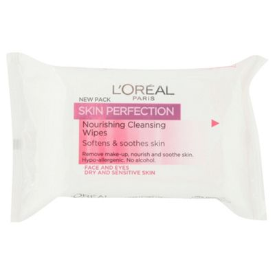 L'Oréal Skin Perfection Purifying Cleansing Wipes