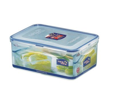 Lock & Lock 2.3 litre Rectangular Food Container (Set of 4)