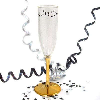 Discontinued - Plastic Champagne Glass 148ml