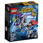 LEGO Super Heroes Mighty Micros: Superman� vs. Bizarro� 76068