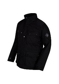 Regatta Ellsworth 4-Pocket Insulated Jacket - Black