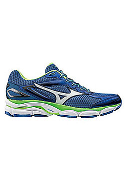 Mizuno Wave Ultima 8 Mens Running Shoes - Strong Blue - Blue