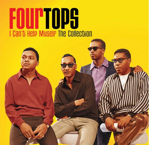 The Four Tops I Can't Help Myself: The Collection