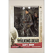 Walking Dead Deluxe Figure 10 Daryl Dixon Bloody Version