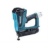 Makita GF600SE 2nd Fix Gas Nailer 15-64mm 7.2 Volt 1 x 1.0Ah Li-ion