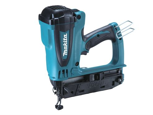 Makita GF600SE 2nd Fix Gas Nailer 15-64mm 7.2 Volt 1 x 1.0Ah Li-ion