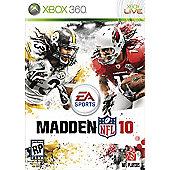 Madden NFL 2010 - Xbox-360